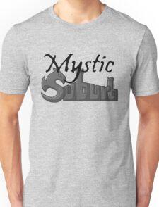 Mystic Suburb Logo Unisex T-Shirt