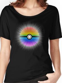 Catch the rainbow! Women's Relaxed Fit T-Shirt