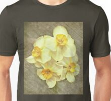 NARCISSUS BEAUTIFUL EYES (Daffodils) Unisex T-Shirt