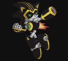 Shard the Metal Sonic Kids Tee