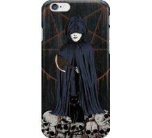dead cape iPhone Case/Skin