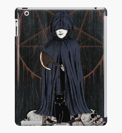 dead cape iPad Case/Skin