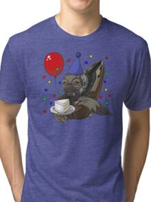 Grunt Birthday Party! Tri-blend T-Shirt