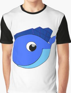 Moby Dock Graphic T-Shirt