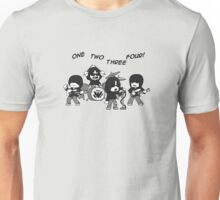 1, 2, 3, 4! Unisex T-Shirt