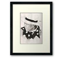 Buddy Guy Framed Print