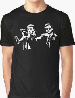 Michael Scarn and Bert Macklin Graphic T-Shirt