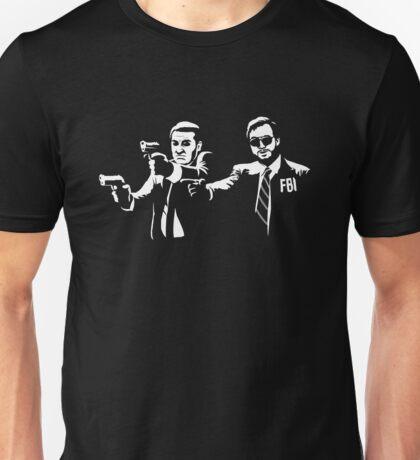 Michael Scarn and Bert Macklin Unisex T-Shirt