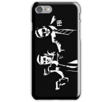 Michael Scarn and Bert Macklin iPhone Case/Skin