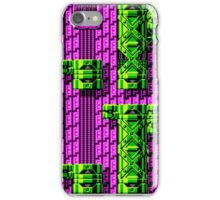 Tileset: Pink and Green iPhone Case/Skin