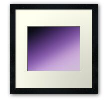 PurpleHaze Framed Print
