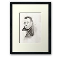Albert Camus Framed Print