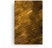 Sparkling Precious Gold, Gems, Jewels and Crystals Canvas Print