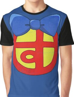 Suppaman, Dr. Slump's Antihero Graphic T-Shirt