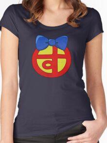 Suppaman, Dr. Slump's Antihero Women's Fitted Scoop T-Shirt