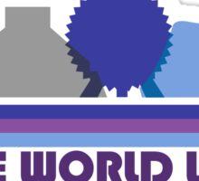 Future World West Sticker
