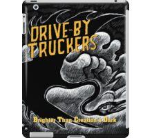 drive by truckers black wulan iPad Case/Skin