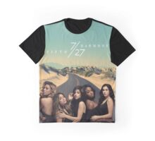 Fifth Harmony - 7/27 (Desert) Graphic T-Shirt