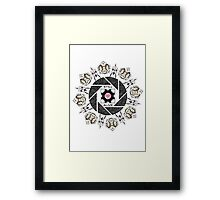 Still Alive Framed Print