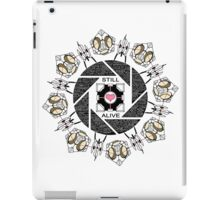 Still Alive iPad Case/Skin