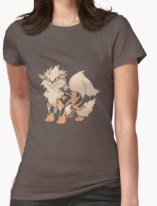 Pokemon - Arcanin Womens Fitted T-Shirt