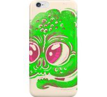 Goblin Face iPhone Case/Skin