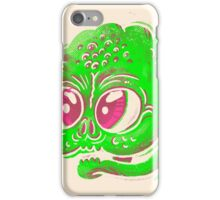 Goblin Face iPhone Case/Skin