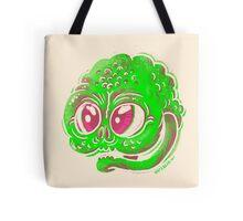 Goblin Face Tote Bag