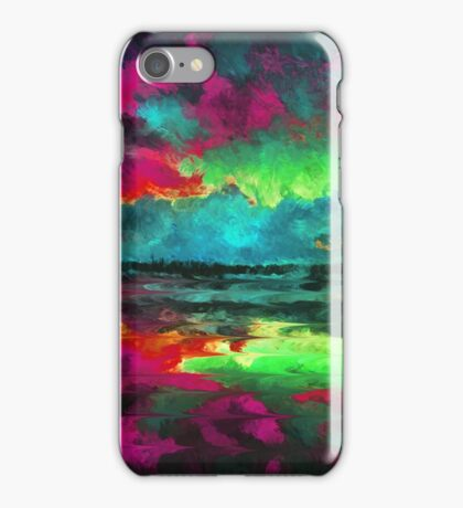 Twilight Reflections Dusk sunset iPhone Case/Skin