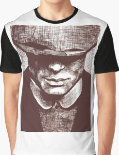 Peaky Blinders - Tommy Shelby Graphic T-Shirt