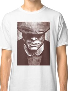 Peaky Blinders - Tommy Shelby Classic T-Shirt