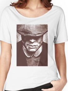 Peaky Blinders - Tommy Shelby Women's Relaxed Fit T-Shirt