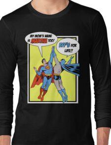 BvS: BFFs Long Sleeve T-Shirt