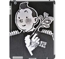 Tin Tin Bond  iPad Case/Skin