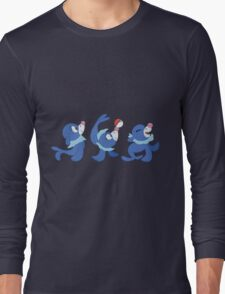 Popplio Sticker Pack Long Sleeve T-Shirt