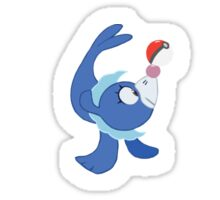 Popplio Sticker Pack Sticker