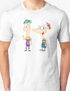 Phineas and Ferb Unisex T-Shirt