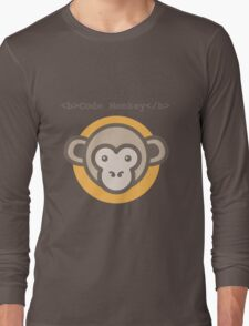 Code Monkey Long Sleeve T-Shirt
