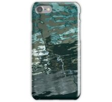 Playful Abstract Reflections iPhone Case/Skin
