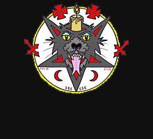 LIT UP DEVIL CAT Unisex T-Shirt