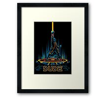 The Big Tronowski Framed Print