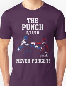 The Punch - Never Forget T-Shirt