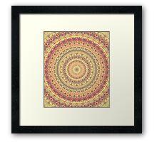 Mandala 036 Framed Print
