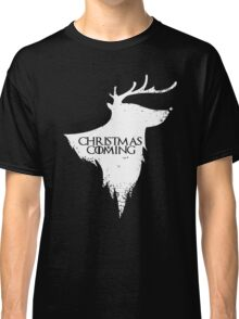 Christmas Is Coming Classic T-Shirt