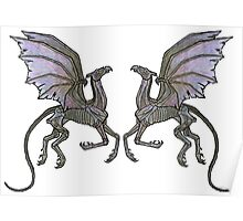 Thestral #3 Double Poster