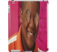 Cory with Cory eyes ( ͡° ͜ʖ ͡°) iPad Case/Skin