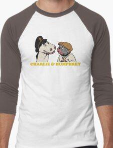 Charley and Humphrey Men's Baseball ¾ T-Shirt