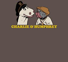 Charley and Humphrey Unisex T-Shirt