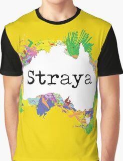 Straya Graphic T-Shirt