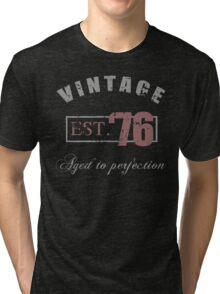 Vintage 1976 Grunge Tri-blend T-Shirt